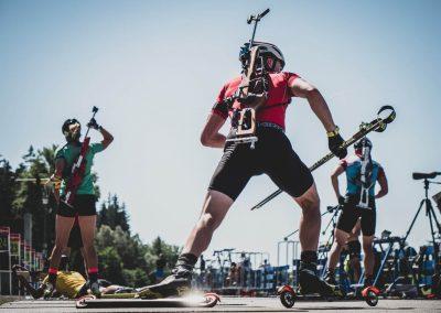 Biatlon pre všetkých, alebo nakukni za oponu Národného biatlonového centra v Osrblí