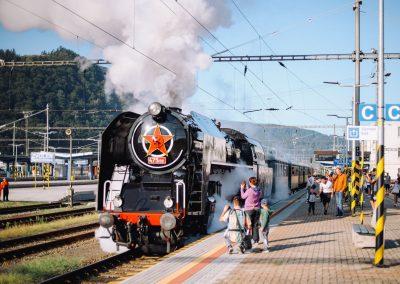 Historické zážitkové vlaky v Banskobystrickom kraji majú za sebou tretiu sezónu